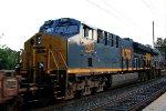 CSX 3301 on Q191